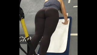 Me In Leggings - GYM HOT