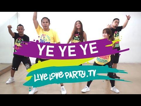 Xxx Mp4 Ye Ye Ye Live Love Party Zumba Dance Fitness 3gp Sex
