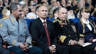 مناورات عسكرية روسية شاركت فيها قوات الردع النووي