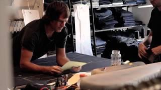 Loren: Denim Jeans Made in Brooklyn