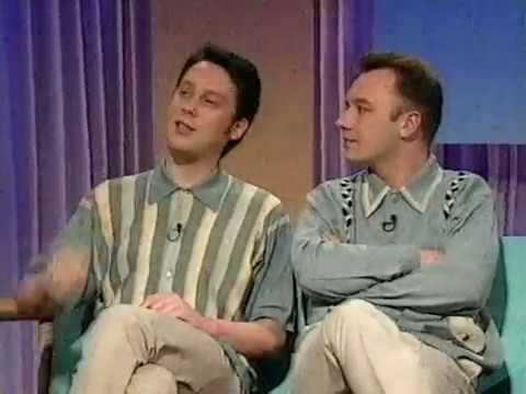 Vic Reeves & Bob Mortimer interview (Big Night Out - Jonathan Ross, 1991)