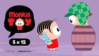 Mônica Toy | Chave do amor (T05E12)