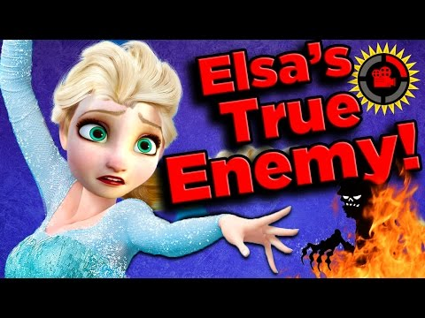 Film Theory Frozen Elsa s TRUE Fight For The Throne