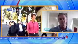 یک مدیر رسانه ای آمریکا بعد از سفر به تهران: ایرانی ها رضایت ندارند اما دنبال انقلاب هم نیستند