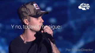 "Justin Bieber — ""Love Yourself"" (Live) [Traducida al Español]"