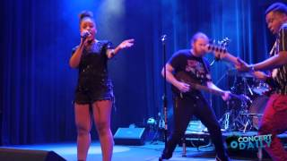 Black Alley performs 'Alright' Live at the Howard Theatre