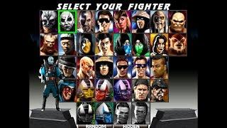 Mortal Kombat Trilogy Extended [MKTX] (MUGEN) - Playthrough