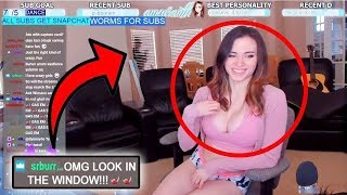 10 SCARY Moments Caught On TWITCH Live Streams! (2018)