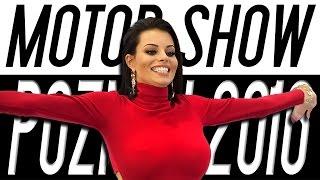 MOTOR SHOW POZNAŃ 2016 - LucZyn Vlog XXL 👊