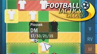 Mittelfeld 🎮 Football Tactics & Glory #26