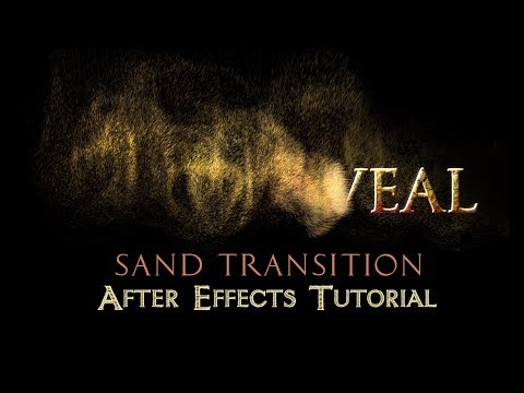 Xxx Mp4 Text To Sand Transition After Effects Tutorial No Plugins 3gp Sex
