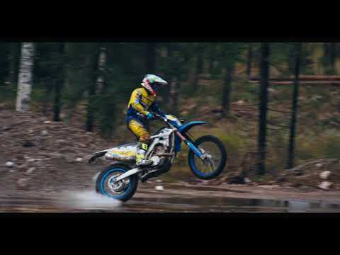 Eero Remes is a beast in the woods - ENDURO