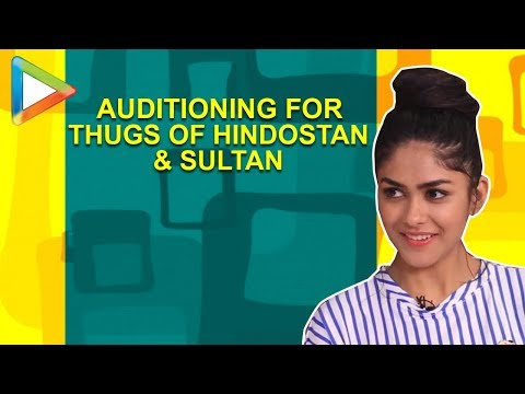 Xxx Mp4 Mrunal Thakur REVEALS About Her Audition For Thugs Of Hindostan Amp Sultan 3gp Sex