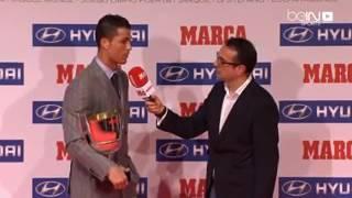 شاهد قبل الحذف  كرستيانو رونالدو يحدد موعد رحيله عن ريال مدريد