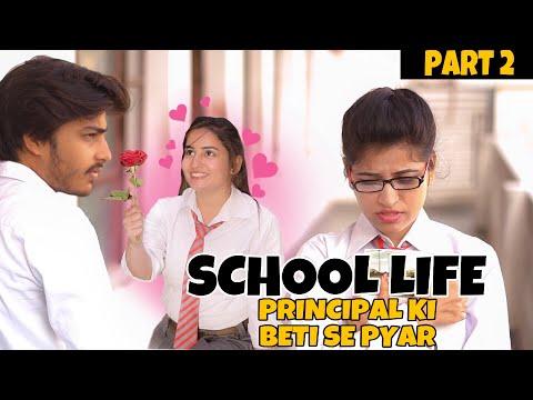 School Life Principal Ki Beti Se Pyar PART 2 Unexpected Twist School Love Story