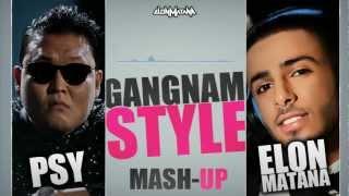 PSY - Gangnam Style (DJ Elon Matana Mash-Up)