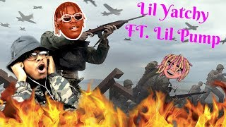 Lil Yachty Plays His New Song FT. Lil Pump While Playing COD WWll! Reaction
