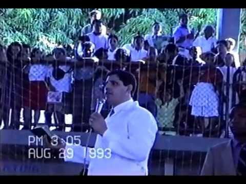 PR.SÉRGIO SÓRA EM FORTALEZA ANO 1993 PARTE 2 OFICIAL
