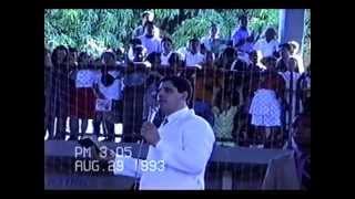 PR.SÉRGIO SÓRA EM FORTALEZA ANO 1993 PARTE 2 - OFICIAL