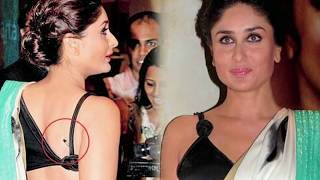 Kareena Kapoor Wardrobe Malfunction Embarassing OOPS Moment in Public