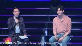 "170225 LEE JONG SUK Fan Meeting ""VARIETY"" in Bangkok"