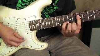 Funk Guitar Lessons - Groove Rhythm Guitar Lessons - Marty Schwartz