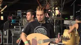 Viza Live - Trans-Siberian Standoff & It's all wrong @ Sziget 2012