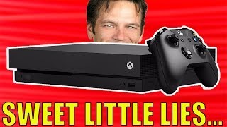 Microsoft May Not Deliver With The Xbox One X, But They Aren't The Only Ones... #XBOXONEX