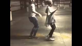 Omar et rajae danse sur instagramمنوضينها الأخوان عمر و رجاء بلمير