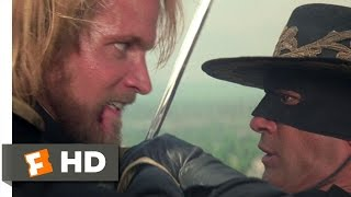 The Mask of Zorro (8/8) Movie CLIP - Zorro's Revenge (1998) HD