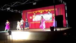 Kaki chokka  dance by krs students