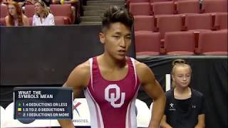 2017 P&G Championships - Men - Day 1 - Olympic Channel Broadcast