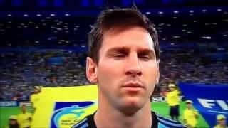 Messi 10-Señor futbol (Waving flag)