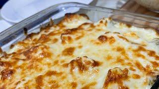Receita fácil de Escondidinho de Salsicha - Receita prática e gostosa