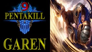 Ram Pentakill #009 Garen Pentakill | League of Legends Pentakill