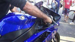 MOTO FEST 2012 MARACANAÚ  o ronco da R1