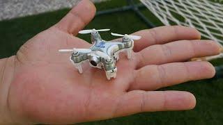 Dünyanın En Küçük Kameralı Ajan Drone'u