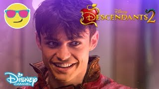 Descendants 2 | Backstage with Thomas Doherty | Official Disney Channel UK