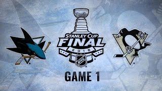 Bonino nets late winner to propel Penguins in Game 1