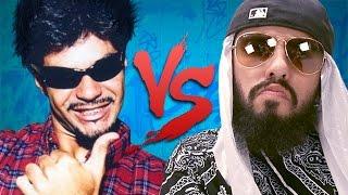 Joselito (Hermes e Renato) VS. Mussoumano | Batalha de Youtubers