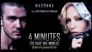 Madonna feat. Justin Timberlake & Timbaland - 4 Minutes