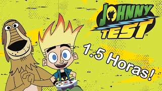Johnny Test em Português: 2 Horas de Johnny Test!