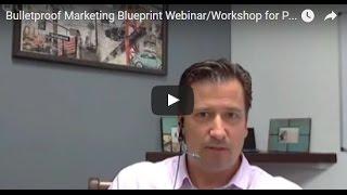 Bulletproof Marketing Webinar For HVAC and Plumbing Companies