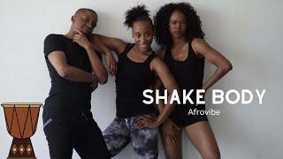Shake Body Dance | Skales | African Dance Workout