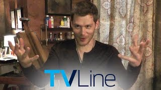 The Originals Season 5 Interview — Joseph Morgan Talks Klaus & Caroline