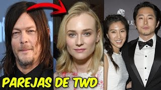 Pareja de los Actores de The Walking Dead
