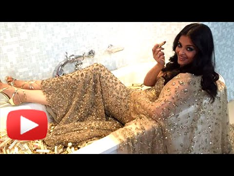 (VIDEO) Aishwarya Rai Bachchan BEHIND THE SCENES CANNES 2016