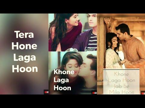 Tera Hone laga hoon / Atif Aslam Full Screen Status Video