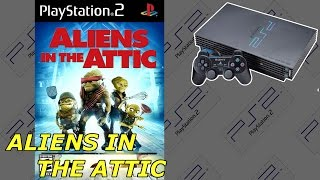 ALIENS IN THE ATTIC (PS2) [359] GAMEPLAY
