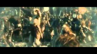 The Battle of Azanulbizar- Full Scene (With Thrain)